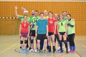 Sc Eintracht Ernst Volleyball 2016