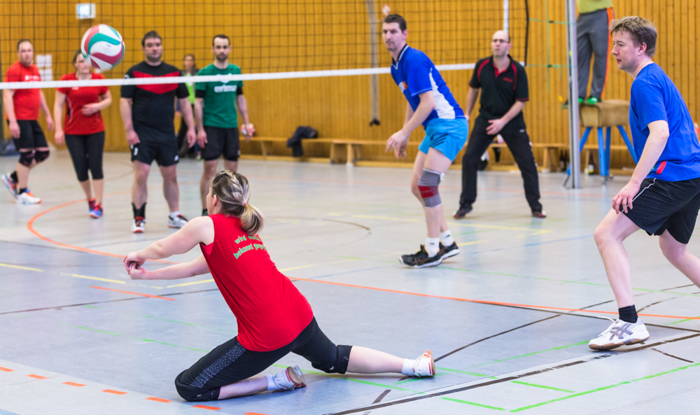 Bild HvK-Cup Mixed-Turnier