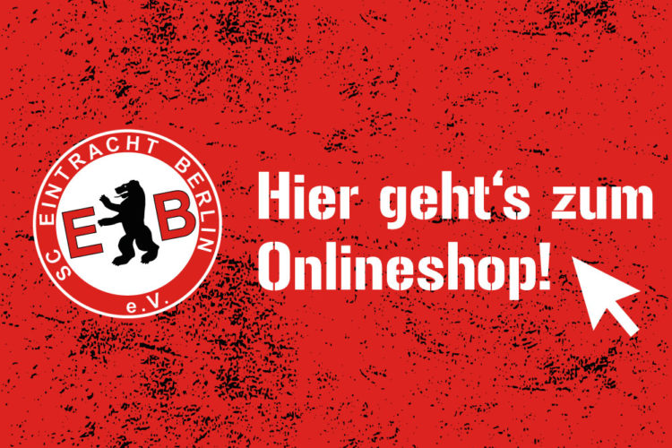 SC Eintracht Berlin Fan-Shop Teaser